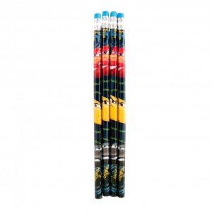 Set 4 creioane HB Cars - CAS01302-500x500