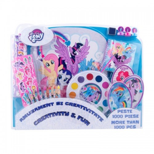 Set 1000 de piese My Little Pony-500x500