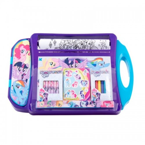 Set de colorat portabil My Little Pony-500x500