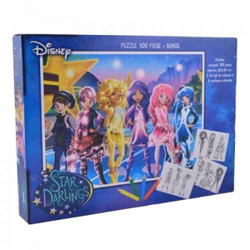 Puzzel 100 piese Star Darling2